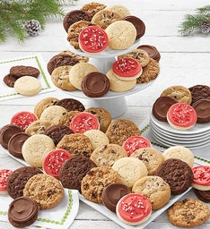 Holiday Snack Size Cookie Assortment
