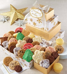 Celebrate the Season Bakery Gift Tower