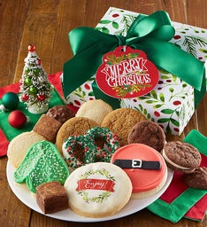 Merry Christmas Treats Gift