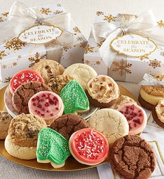 Celebrate The Season Cookie Boxes