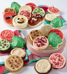 Premier Buttercream Frosted Holiday Cookies