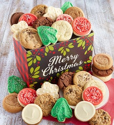 Holiday Cookie Tray Basket