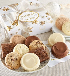 Sugar Free Celebrate the Season Cookie & Brownie Gift Boxes