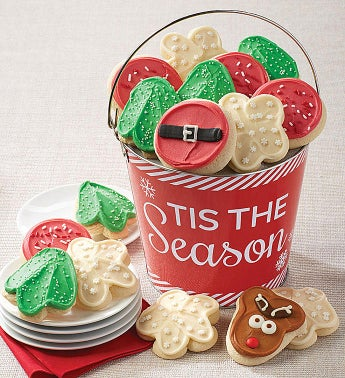 'Tis The Season Gift Pail