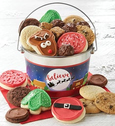 Believe Treats Gift Pail