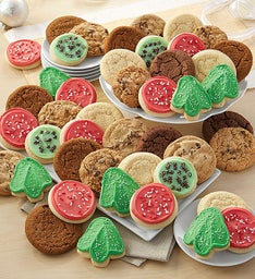 Classic Holiday Cookie Assortment