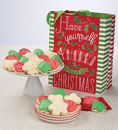 Holiday Cookies & Tote
