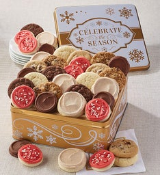 Assorted Sparkling Gift Tin