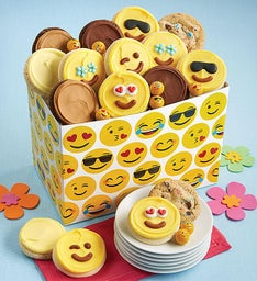 Buttercream Frosted Emoji Gift Box