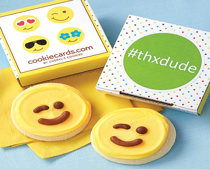 thxdude Cookie Card