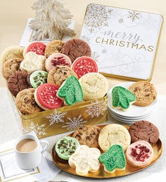 Premier Merry Christmas Gift Tin