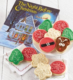 The Night Before Christmas Book  Cheryl39s Cookies