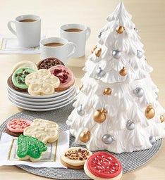Collector39s Edition Christmas Tree Cookie Jar