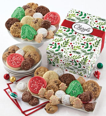 Traditions Holiday Treats Gift Box