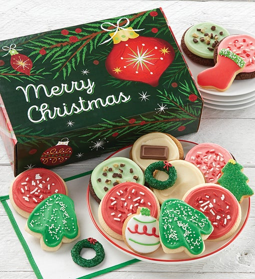 Merry Christmas Treats Box