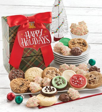 Holiday Plaid Gift Bundle