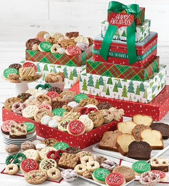 Traditional Deluxe Gift Tower