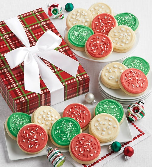 Traditions Holiday Cookie Gift Box