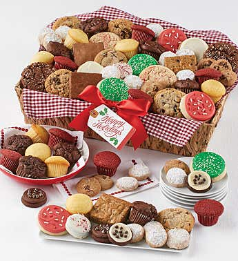 Holiday Classic Basket