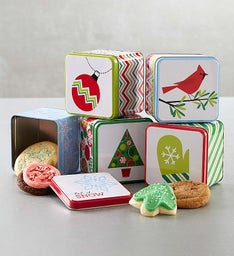Holiday Mini Tin Set