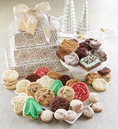Joy of the Season Bakery Gift Tower