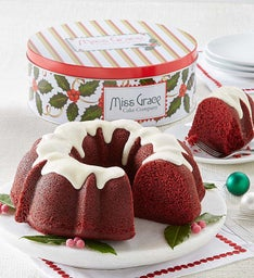 Miss Grace Red Velvet Cake