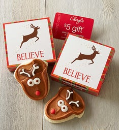 Believe Cookie & Gift Card