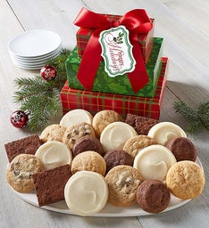 Gluten Free Home for the Holidays Gift Tower