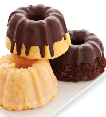 Mrs Beasley Mini Bundt Sampler Holiday