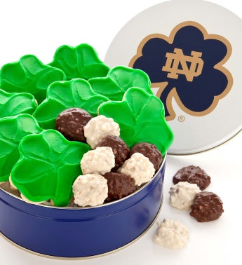Notre Dame Gift Tin - Treats