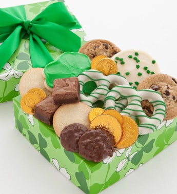 St Patricks Day Treats Gift