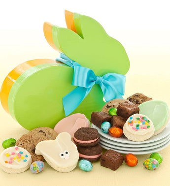 Easter Bunny Gift Box - Treats