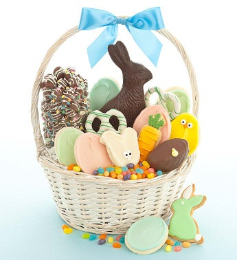 Grand Easter Morning Basket
