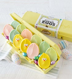 Egg Carton - Cut-out Cookies