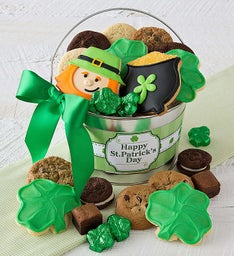 St Pat's Treats Pail