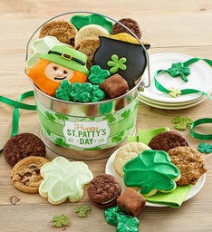 St. Patrick's Day Treats Pail