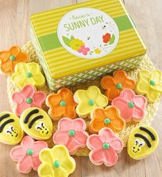 Sunny Day Gift Tin - Cut-outs