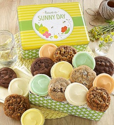Sunny Day Gift Tin Create Your Own Assortment