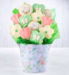 Mother's Day Cookie Flower Pot