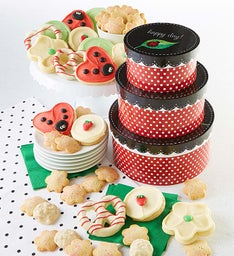 Lady Bug Gift Tower