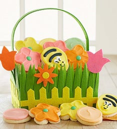 Sunny Day Treats Basket