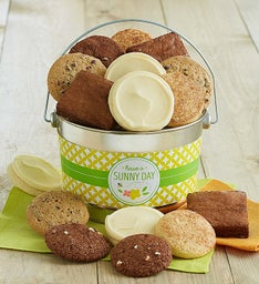 Gluten Free Sunny Day Cookie & Brownie Pail