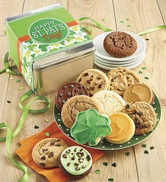 Happy St Patrick's Day Gift Tin