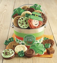 Happy St. Patrick's Day Treats Pail
