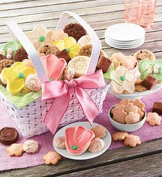 Mother's Day Gift Basket of Treats