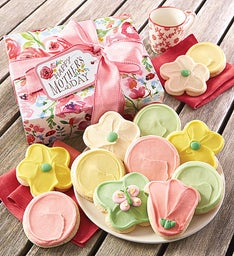 Mother's Day Cookie Gift Boxes