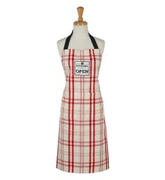 Kitchen is Open Chefs Apron