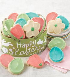 Easter Cut Out Cookie Pail