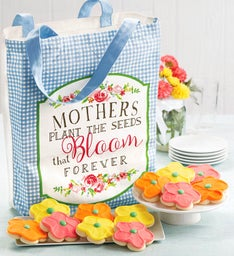 Happy Mother's Day Frosted Cookie Tote