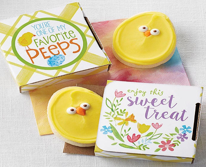 You're One of my Favorite Peeps Cookie Card